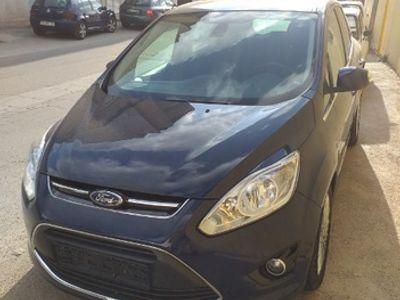 brugt Ford C-MAX 1.6 TDCI TITANIUM FULL OPTIONAL - 2011