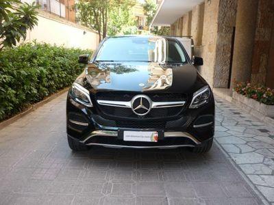 usata Mercedes GLE400 4Matic Coupè Sport Tetto/Cerchi 21/Pelle/Full