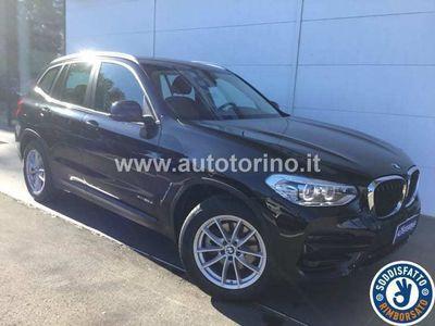 usata BMW X3 X3xdrive20d Business Advantage 190cv auto