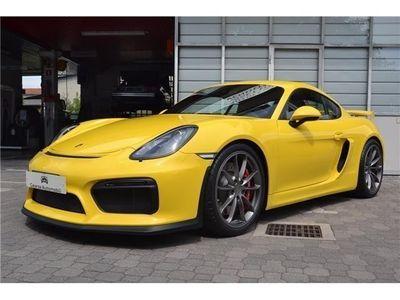 """usata Porsche Cayman GT4 """"""""pari Al Nuovo"""""""" Usato"""