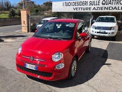 käytetty Fiat 500 1.2 Pop