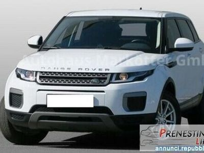usata Land Rover Range Rover 2.0 eD4 150 CV 5p. Pure cruise 2016 vari colori Roma