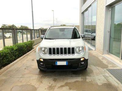 usata Jeep Renegade limited 1.6mj 120cv s&s e6