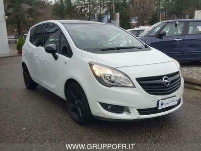 usata Opel Meriva 2ª s. 1.4 Turbo 120CV GPL Tech Cosmo
