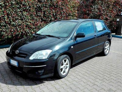usado Toyota Corolla 1.D-4D M-MT 3 porte Sol del 2005 usata a Roma