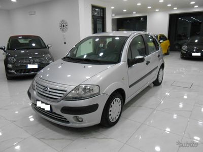 used Citroën C3 1.4 HDi 70CV Exclusive,per NEOPATENTATI