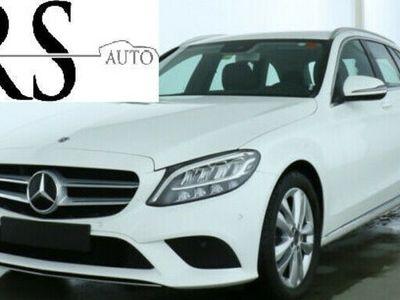 usata Mercedes C200 D 160 Cv Aut Avantgarde Led Navi*
