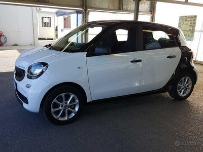 usata Smart ForFour Electric Drive 60kW youngster