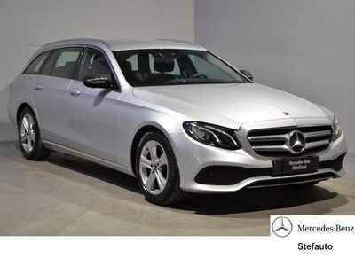 usata Mercedes E220 S.W. 4Matic Auto Business FH