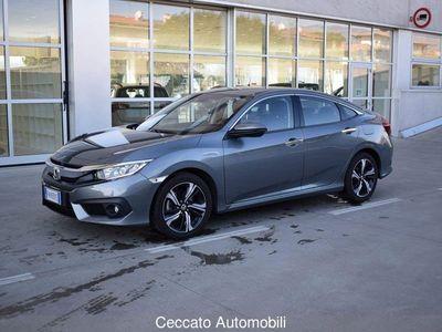 usata Honda Civic 1.5 4 porte Elegance Navi