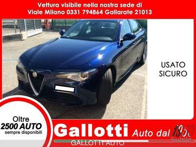 gebraucht Alfa Romeo Giulia 2.2 Turbodiesel 150 CV AT8 ...