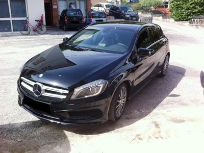 usata Mercedes A180 CDI Automatic Sport AMG