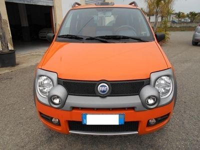 käytetty Fiat Panda Cross 1.3 MJT 16V 4x4 Cross (1.3 MJT 16V 4x4 )
