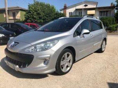 usata Peugeot 308 308*tetto panoramico*solo 91000 km diesel