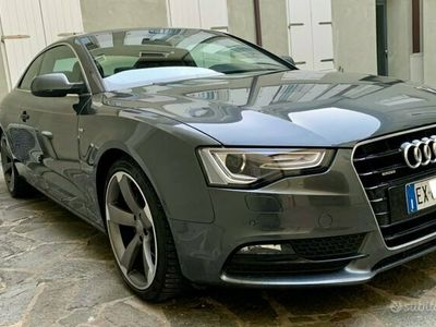 usata Audi A5 2.0 TDI clean diesel multitronic Adva