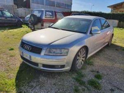 usata Audi A8 Tre volumi Benzina