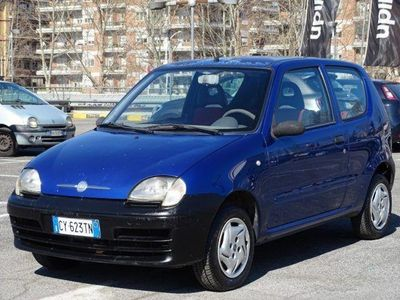 gebraucht Fiat Seicento 1.1i Actual Ott. 2OO5 Clima Neopa