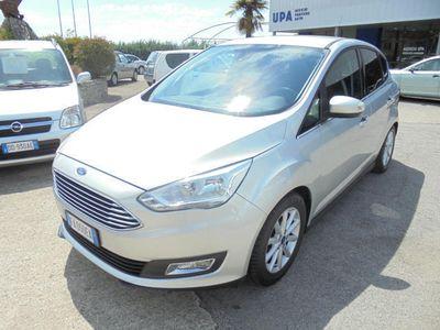 brugt Ford C-MAX 1.6 120CV GPL Titanium