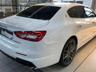 brugt Maserati GranSport Quattroporte Quattroporte D automatica