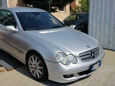 usata Mercedes CLK220 CDI cat Elegance
