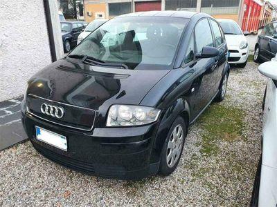 usata Audi A2 1.4 16v comfort climatronic cerchi lega