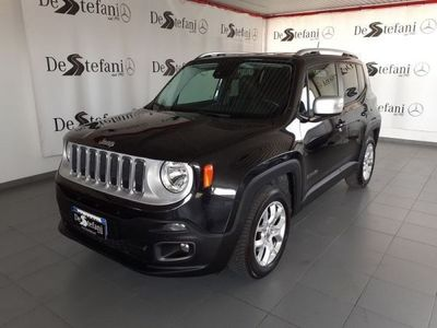 usata Jeep Renegade Diesel 1.6 mjt Limited fwd 120cv E6