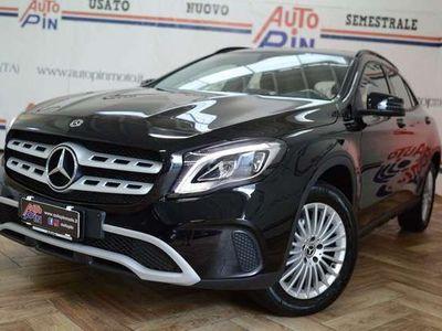 usata Mercedes GLA200 200 d Automatic Business