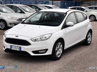 usata Ford Focus 1.5 tdci Plus S&S 120cv 5p