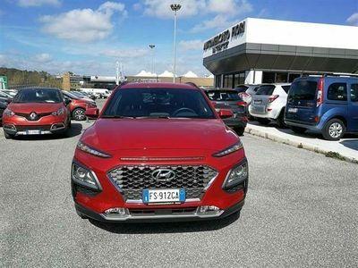 usata Hyundai Kona 1.6 CRDI 115 CV Xpossible del 2018 usata a Roma