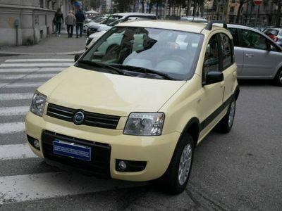 usata Fiat Panda 4x4 1.2 Climbing