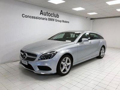 second-hand Mercedes CLS250 SW BlueTEC 4Matic Premium