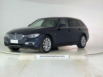 gebraucht BMW 320 Serie 3 d xDr