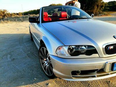 usata BMW 318 Cabriolet del 2002