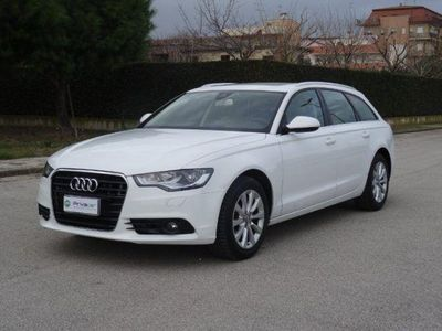 brugt Audi A6 Avant 2.0 TDI 177 CV multitronic Advanced