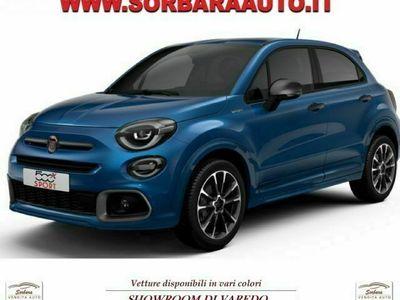 usata Fiat 130 500X 1.6 MultiJetCV Sport+Pack X-Tech+Pack X-Tech