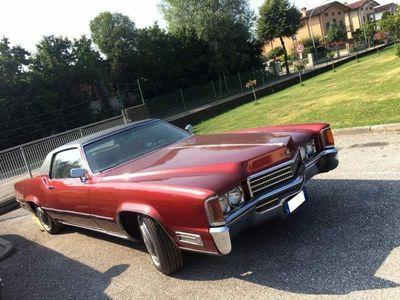 usata Cadillac Eldorado COUPÉ GIA' TARGATA ITALIA by Gandin Motors