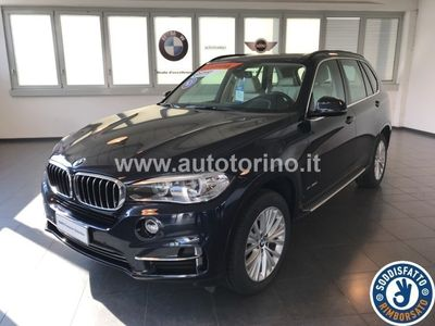 second-hand BMW X5 X5xdrive25d Luxury 218cv auto