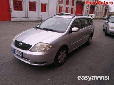 begagnad Toyota Corolla 2.0 tdi D-4D Station Wagon