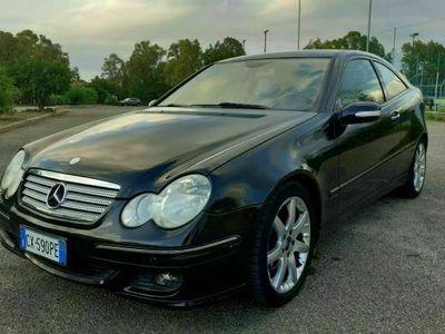 usata Mercedes C220 Cdi Sport Coupè