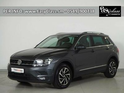 usata VW Tiguan 1.5 TSI JOIN ACT NAVI CAMERA PARK