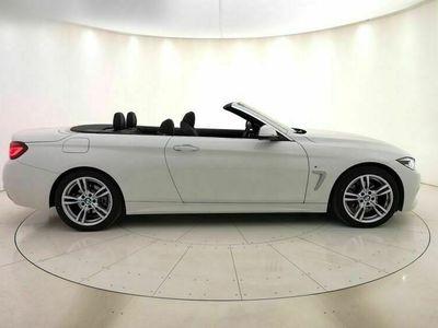 usata BMW 420 Serie 4 d Cabrio Msport auto