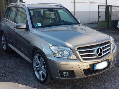 usata Mercedes GLK320 ClasseCdi 4matic Usato