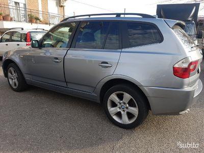 brugt BMW X3 3.0d futura anno 2005