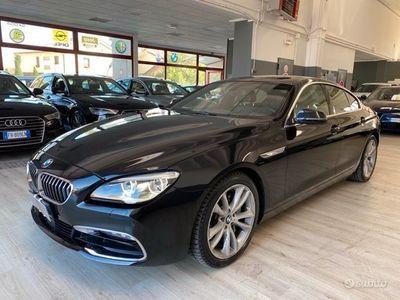 usata BMW 640 d xDrive Gran Coup Luxury