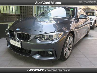 usata BMW 420 d Coupé Msport
