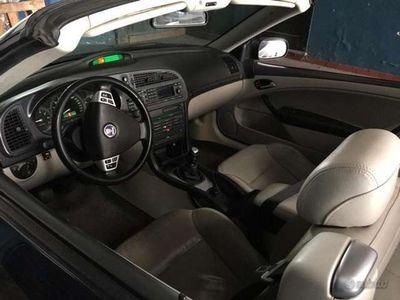 usata Saab 9-3 Cabriolet 2.0i TS 16V cat Aero