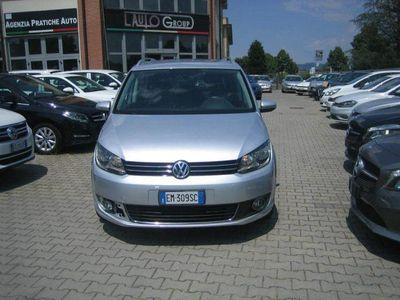 usado VW Touran 2.0 tdi 140 cv highline 7 posti iva esposta diesel