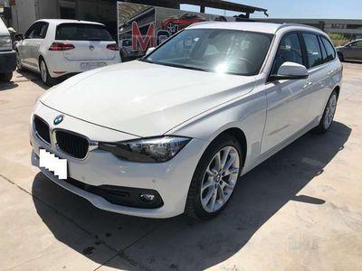 usata BMW 318 Serie 3 Touring Business Advantage aut.