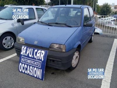 usata Fiat Cinquecento 1.1i Hobby