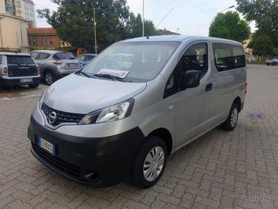 usata Nissan Evalia NV2001.5 dCi 110CV *** (N1) AUTOCARRO 5 POSTI